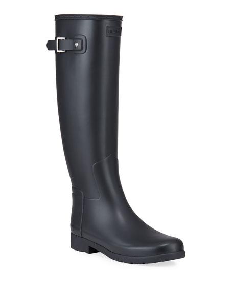 Hunter Boot Original Refined Tall Matte Rain Boots