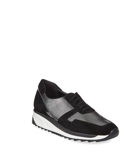 Cora Casual Oxford Sneakers