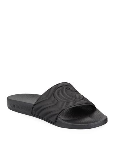 Flat Pursuit Rubber Sandals