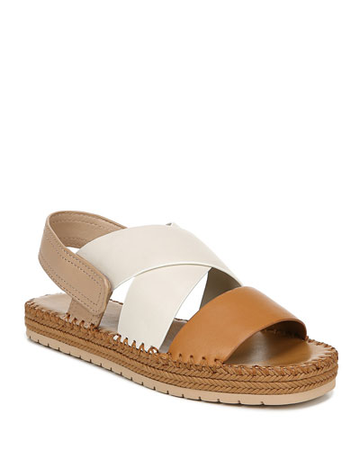 Tenison Flat Espadrille Sandals