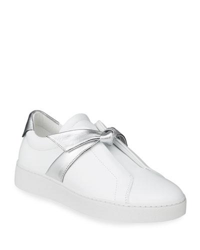 Clarita Two-Tone Sneakers