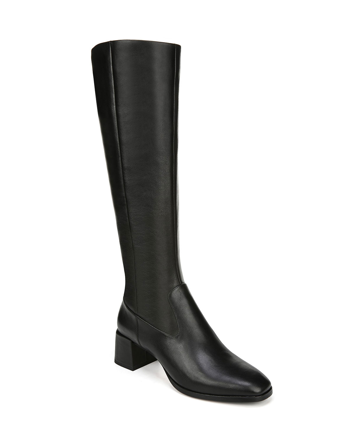 Via Spiga Boots SANORA TO-THE-KNEE LEATHER BOOTS