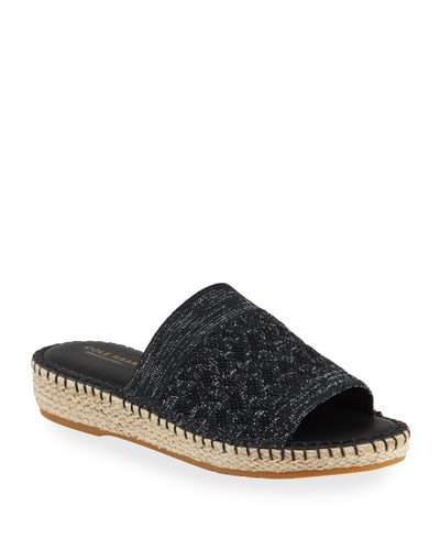 Cloudfeel Grand Series Knit Slide Sandals