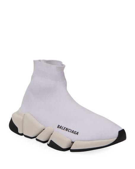 Balenciaga Speed Lt. 20 Knit Sock Sneakers