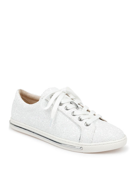 Badgley Mischka Jubilee Low-Top Sneakers