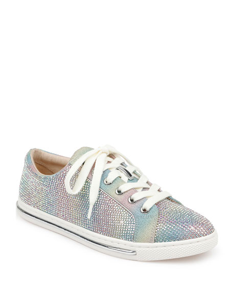Badgley Mischka Jubilee II Low-Top Sneakers
