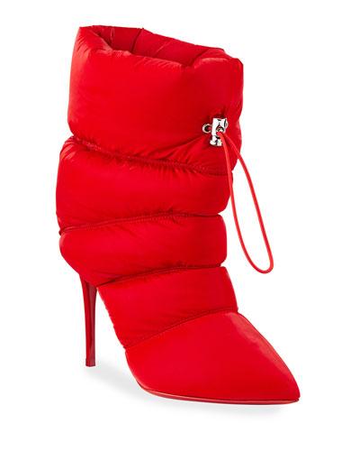 designer stiletto boots