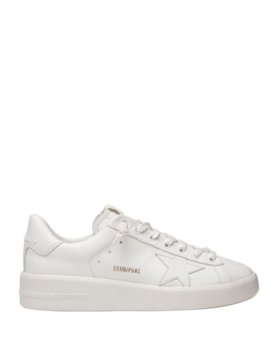 white shoes star