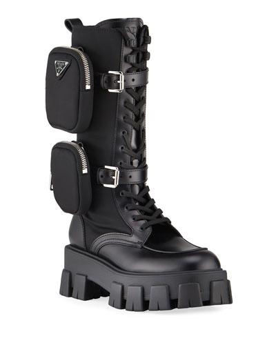 Combat Boots | Neiman Marcus