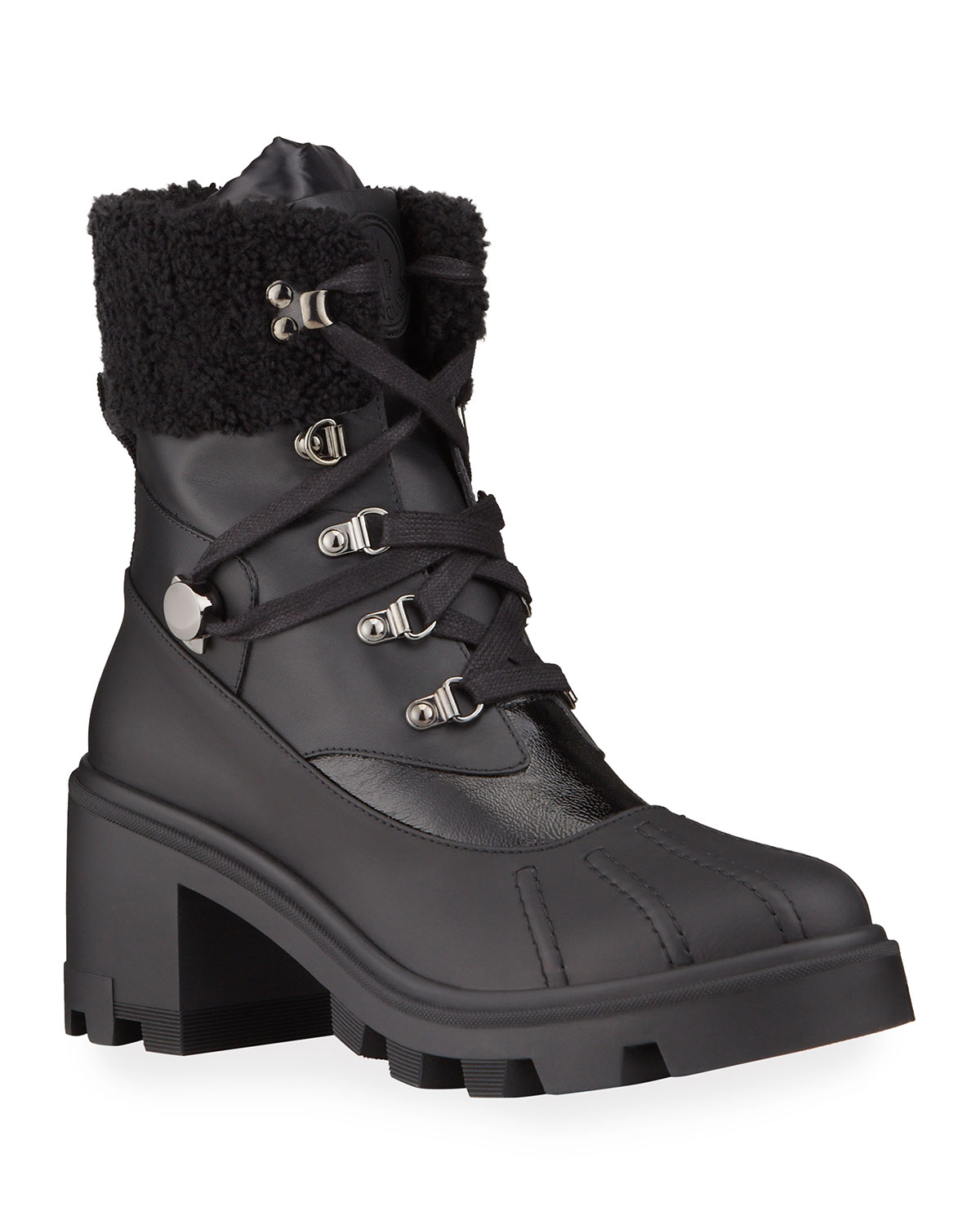 Corinne All Weather Hiker Boots