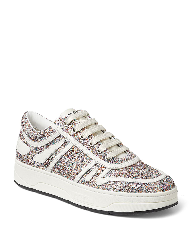 Hawaii Glitter Glow-In-The-Dark Sneakers