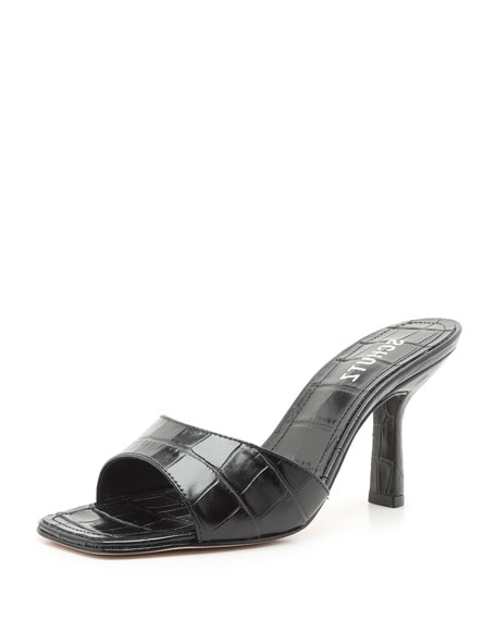 Schutz Posseni Slide Sandals