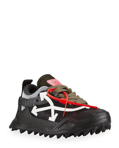 Off-White Odsy 1000 Sculpted-Sole Sneakers