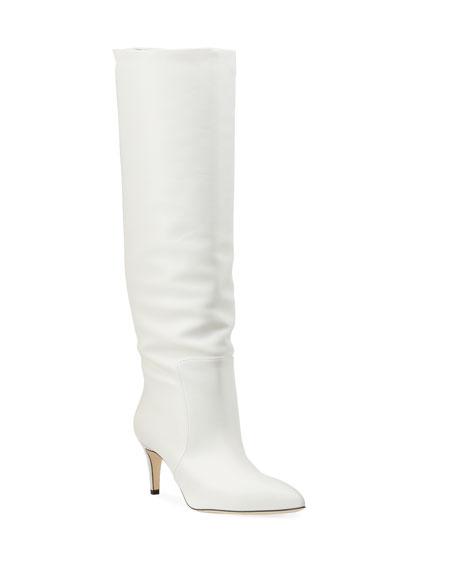 Paris Texas 60mm Slouchy Napa Tall Boots
