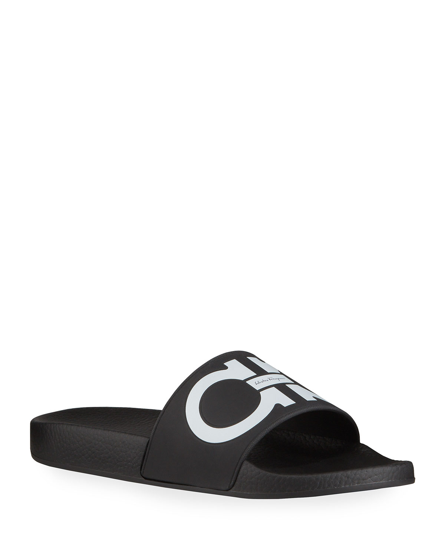 Groove Gancini Pool Slide Sandals