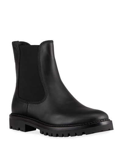 Rubber Sole Ankle Boot | Neiman Marcus