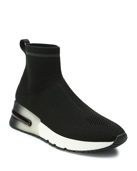Ash Kyle Knit High-Top Sneakers