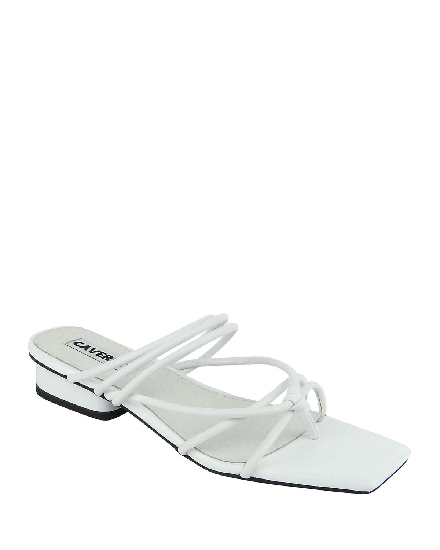 Tori Strap Slide Thong Sandals