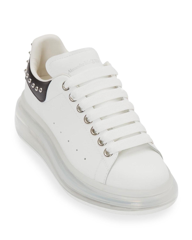 Spike Low-Top Platform Sneakers