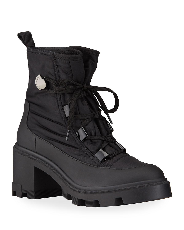 Cheryne Lug-Sole Hiker Boots