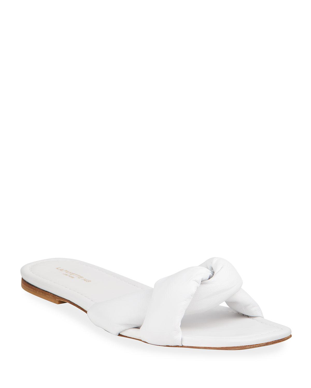 Germaine Knot Slide Sandals