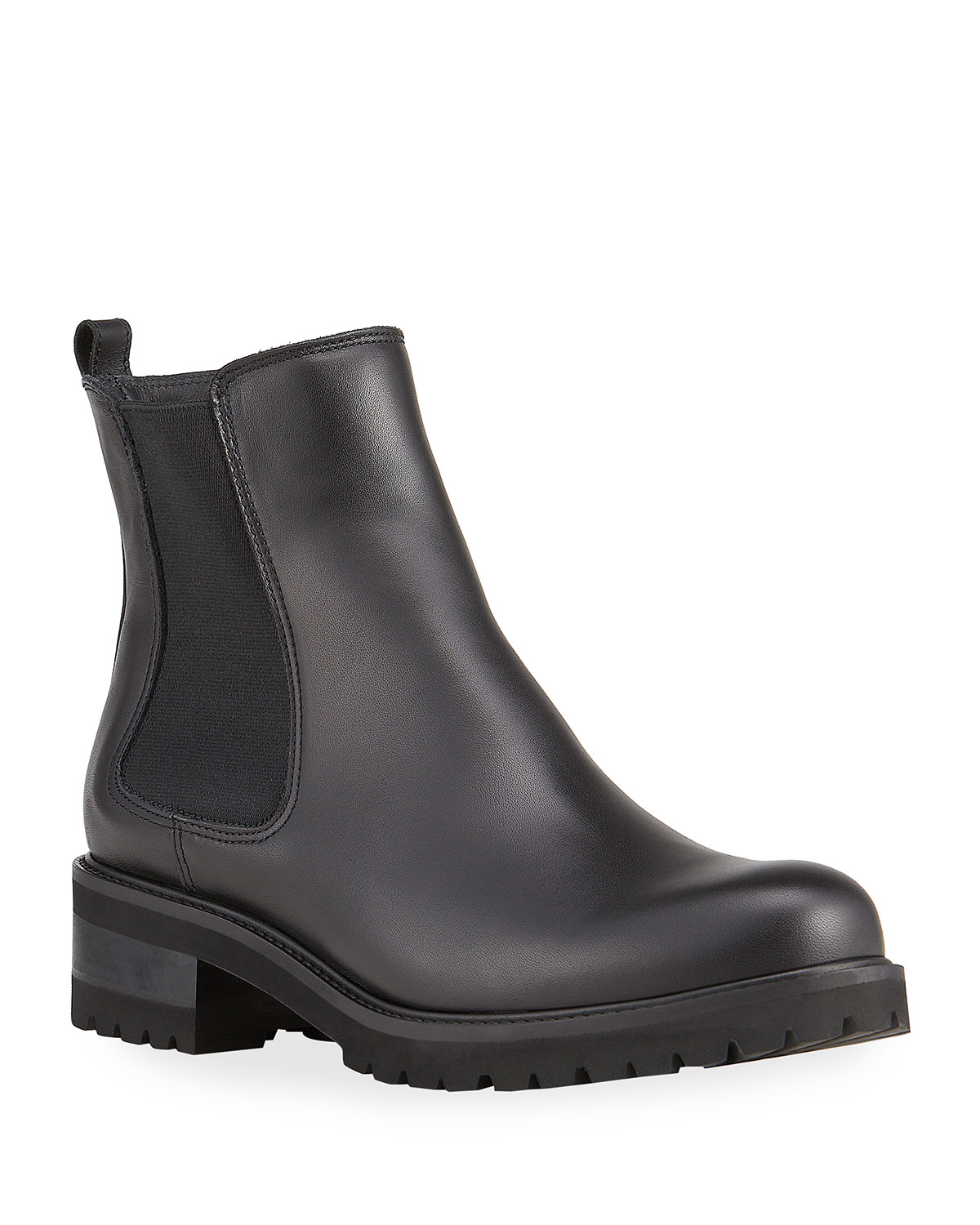 Connor Waterproof Leather Chelsea Boots