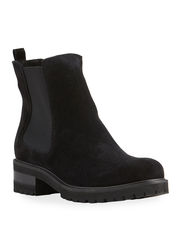 Connor Waterproof Suede Chelsea Boots