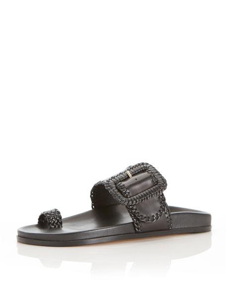 Marion Parke Charlotte Toe-Ring Flat Sandals