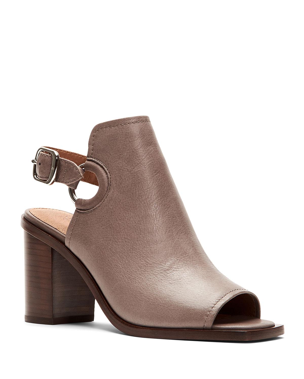 Delaney Harness Slingback Sandals