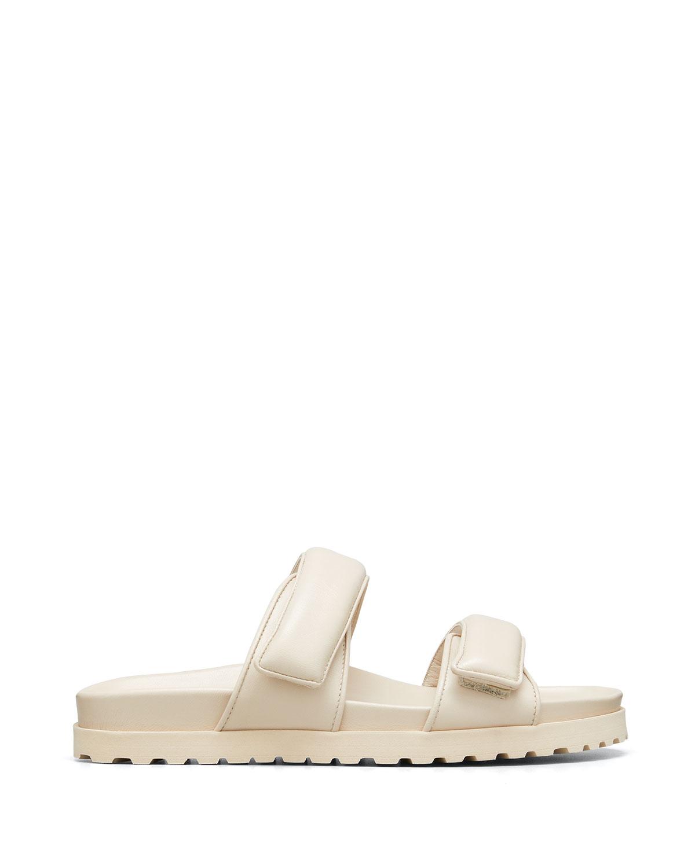 Dual-Grip Platform Slide Sandals