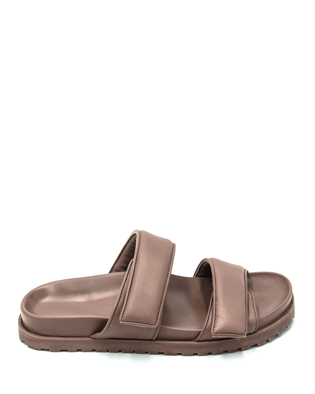 Napa Two Band Sporty Slide Sandals