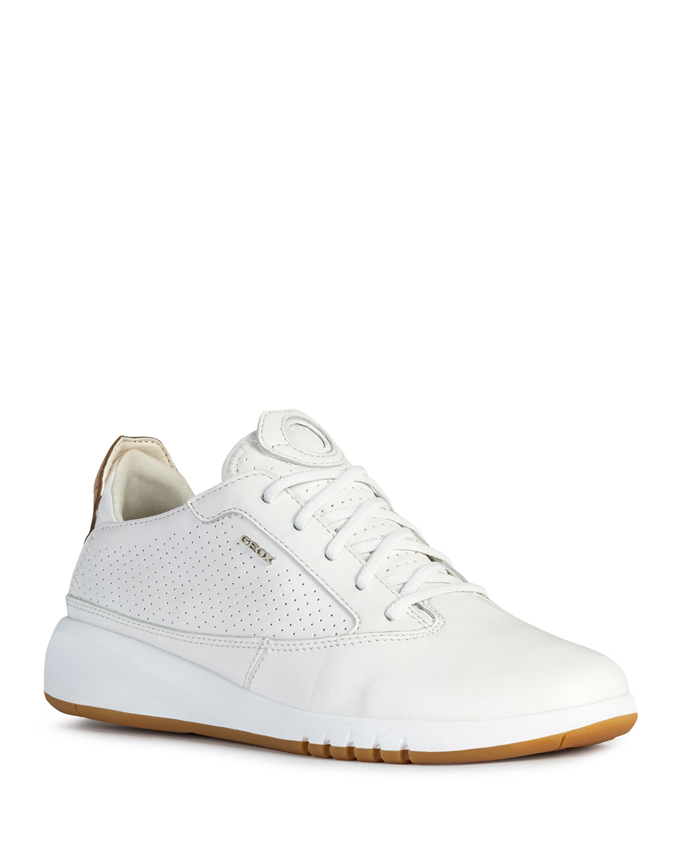 Aerantis Mixed Leather Sneakers