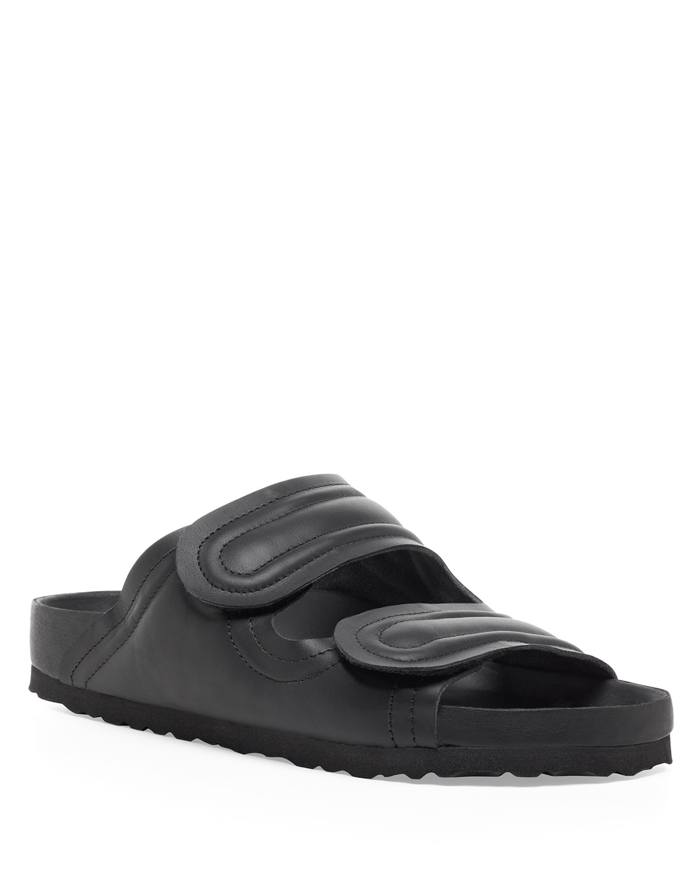 x Toogood The Mud Larker Leather Slide Sandals