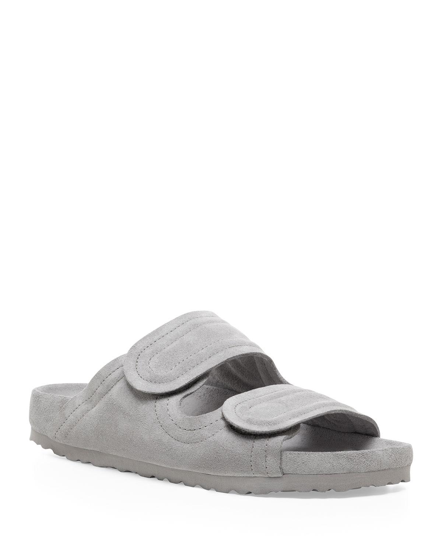 x Toogood The Mud Larker Suede Slide Sandals