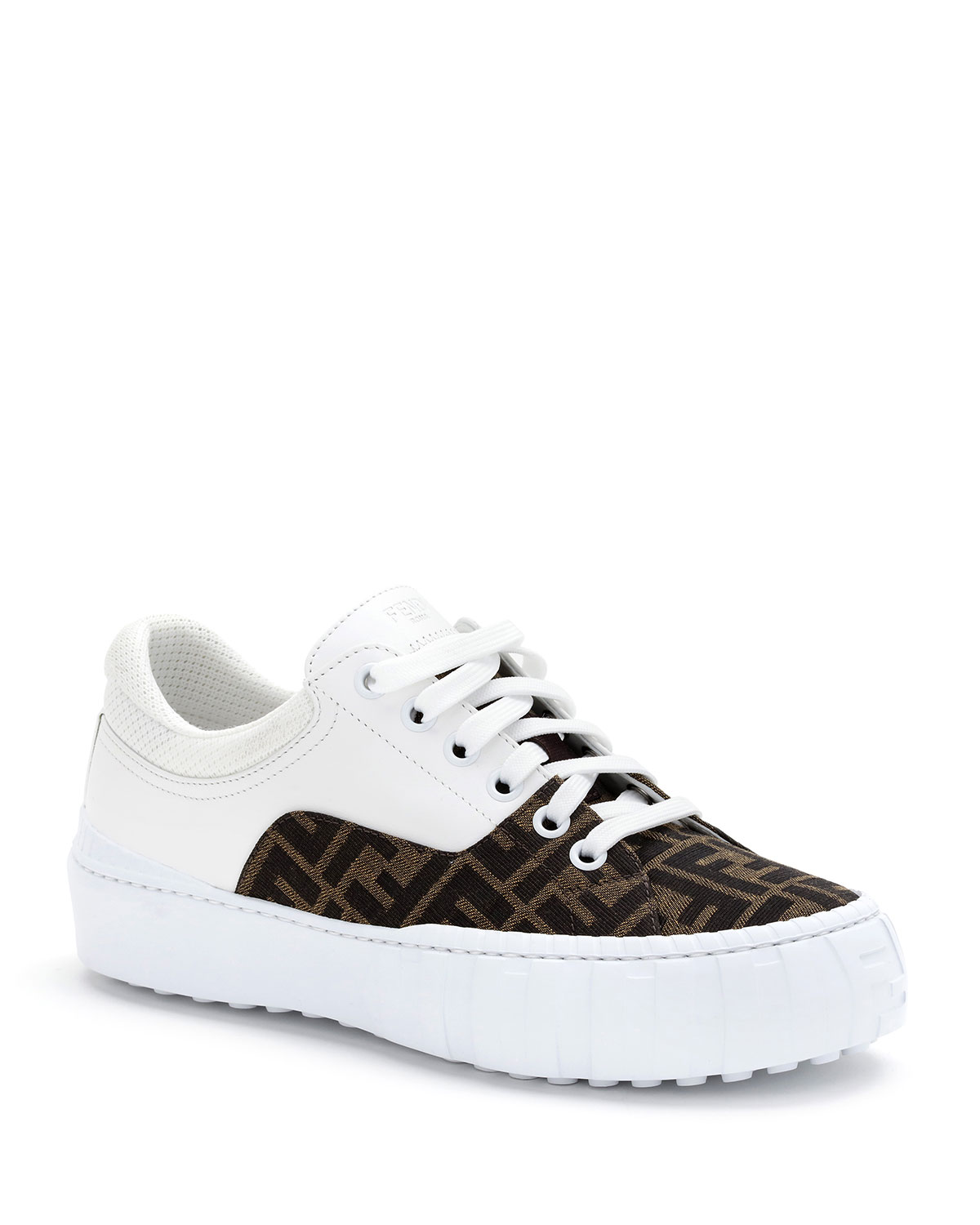 FF Canvas Low-Top Sneakers