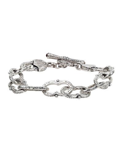 Figure-Eight Bracelet