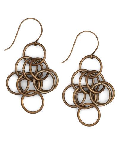 Loop-Chain Earrings