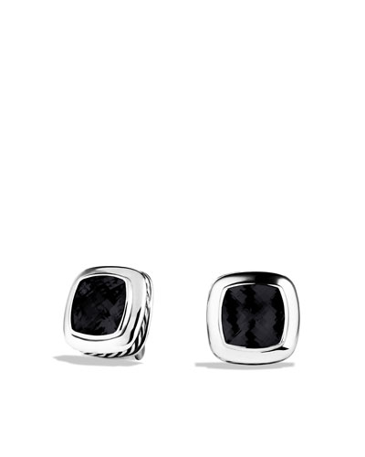 Albion Earrings with Black Onyx