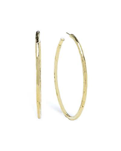 Glamazon Hoop Earrings