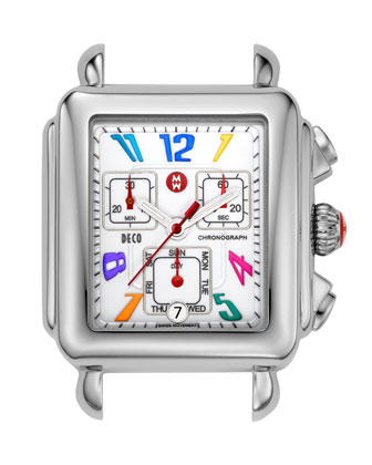 Deco Carousel Watch