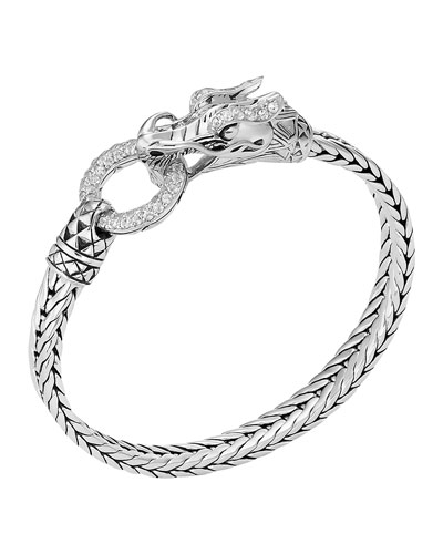 Naga Head Bracelet