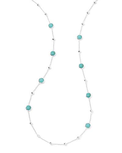 Ippolita Lollipop Turquoise Necklace, 37L
