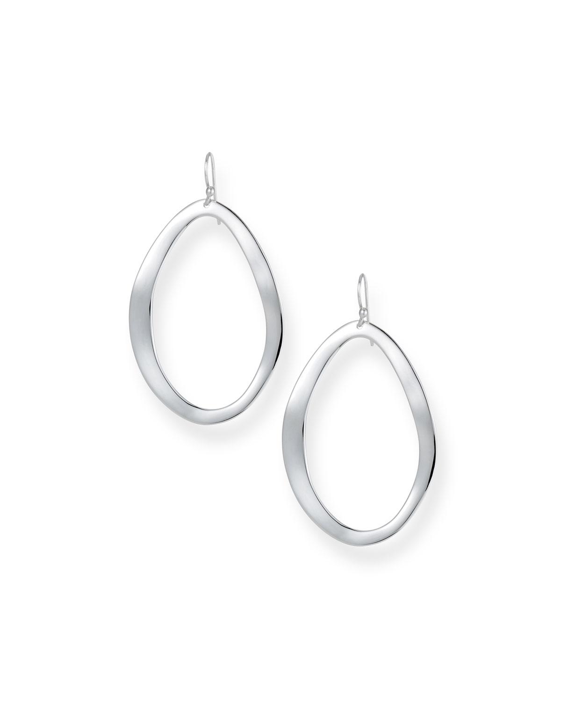 Scultura Oval Earrings