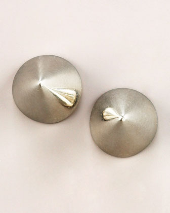Cone Stud Earrings