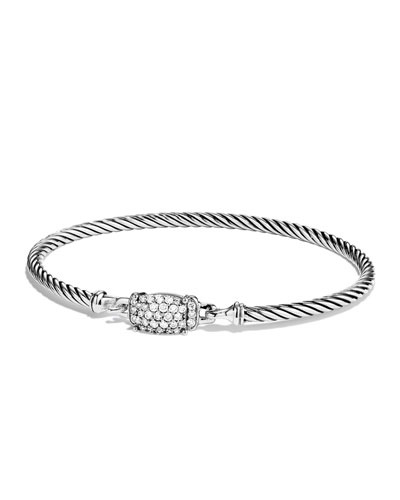 Petite Wheaton Bracelet with Diamonds