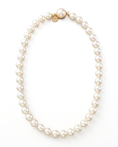 Pearl Necklace, 18