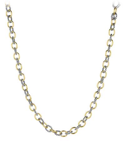 Medium Oval-Link Chain