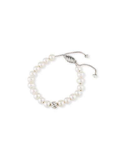 Spiritual Beads Bracelet with Pearls