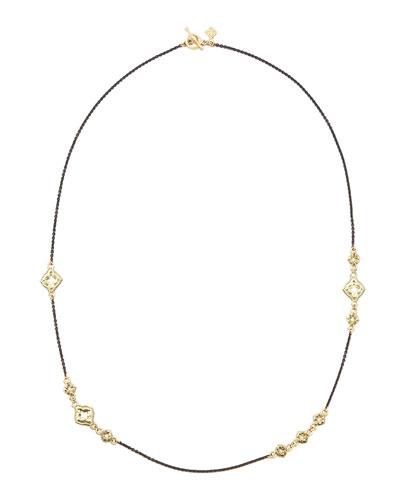 Quatrefoil Necklace