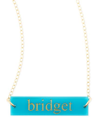 Brockton Necklace